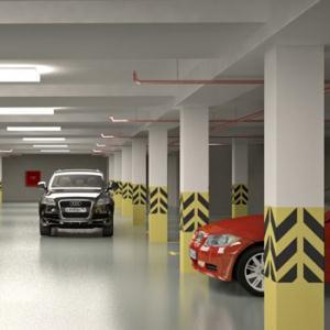 Автостоянки, паркинги Аксая