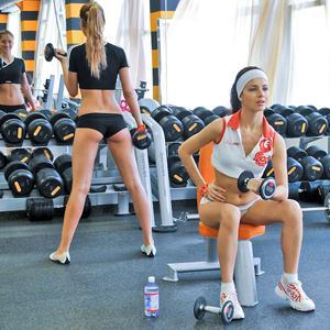 Фитнес-клубы Аксая