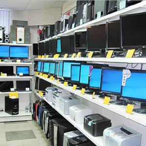 Компьютерные магазины Аксая