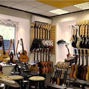 Музыкальные магазины Аксая