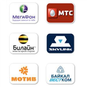 Операторы сотовой связи Аксая