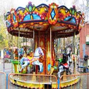 Парки культуры и отдыха Аксая