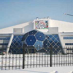 Спортивные комплексы Аксая