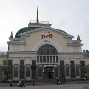Железнодорожные вокзалы Аксая